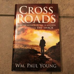 SALE 7/$20 hardback crossroads book